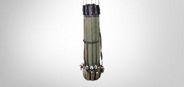 Fishing Rod Case - Duffle Bag
