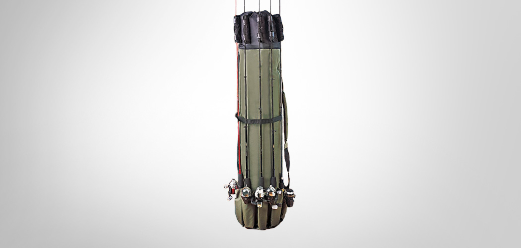 Fishing Rod Case - Duffle Bag